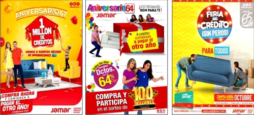 Publicidad digital para mueblería